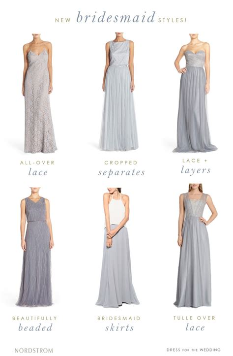 Designer Bridesmaid Dresses by Where To Find Wedding Attire