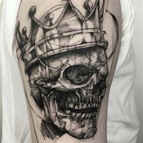 imagenes de calaveras en tatuajes calavera tatuajes dentro de tatuajes hombre tat s de