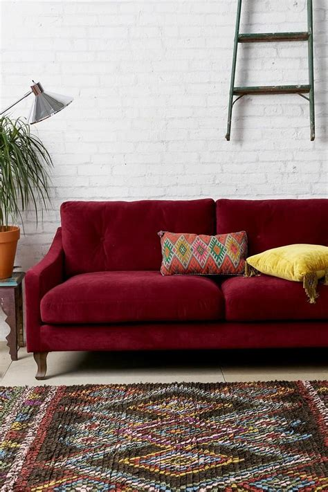 carpet couch best 25 burgundy couch ideas on pinterest dark blue