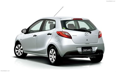 Mazda Demio 2012 Widescreen Exotic Car Pictures #06 of 34 : Diesel Station
