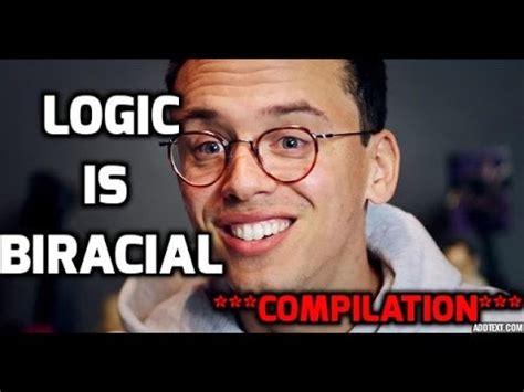 Logic Meme - logic is biracial compilation logic 301