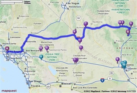 california map mapquest driving directions from 4156 ranons ave los angeles