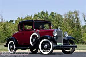 feature 1931 chevrolet deluxe sport coupe classic