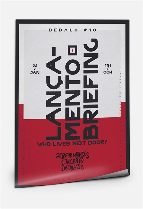 Who Lives Next Door by Who Lives Next Door D 233 Dalo 10 Briefing On Behance