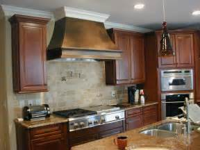 Glass Backsplash Ideas For Kitchens cool ways to organize kitchen hood design kitchen hood