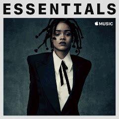 rihanna essentials    newalbumreleasesnet