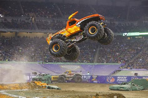 el toro loco truck jam to roll into royal farms arena baltimore