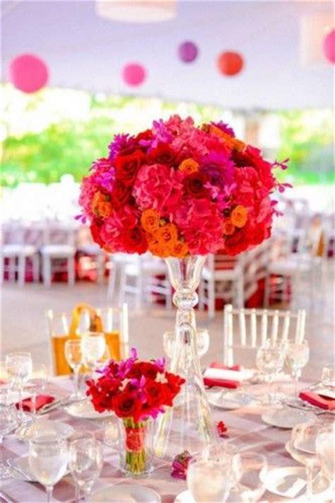 Tischdeko Hochzeit Orange by Tischdeko Hochzeit Orange Pink Mademoiselle No More