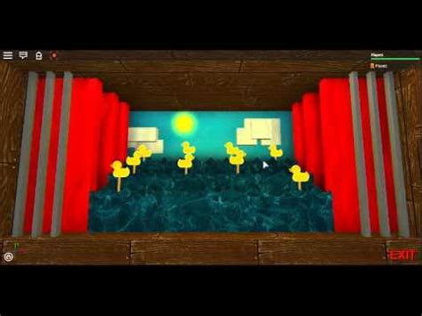 Duck Shoot Brings The Experience Of The Carnival To Your Home by Robloxdev Duck Shooting Carnival