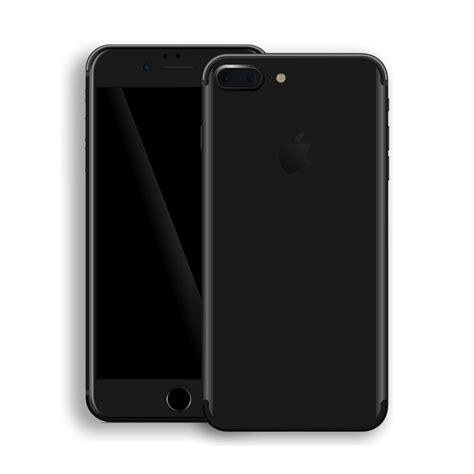 iphone   luxuria high gloss jet black skin easyskinz