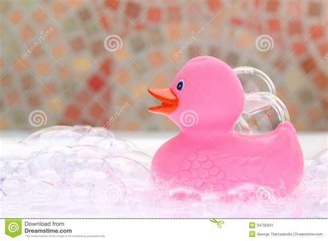 Bantal Menyusui Duck Biru Duck Pink pink rubber duck stock image image 34705631