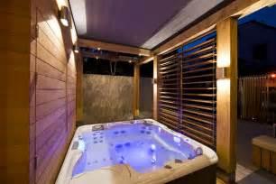 Whirlpool Shower Bath Suites netherlands wellness centre with luxurious indoor outdoor