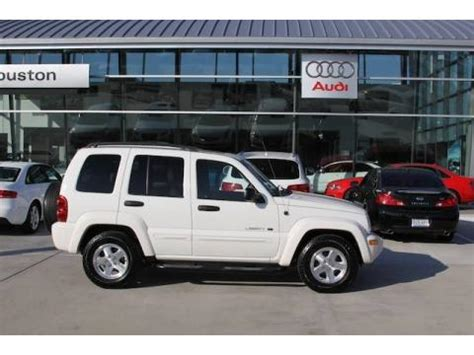 jeep liberty white 2003 gallery for gt lifted white jeep liberty