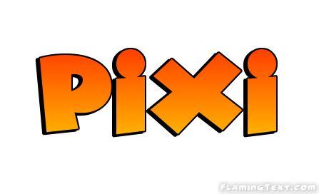pixi style cooper pixi logo free name design tool from flaming text