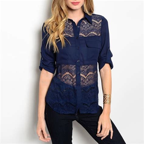 Lace Up V Neck Ruffle Sweater Series Best Seller Sweater Sweaters lace button blouse best blouse 2017