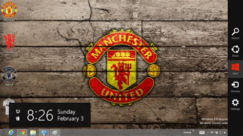 download themes for windows 7 manchester city manchester united chions 2013 theme for windows 7 and