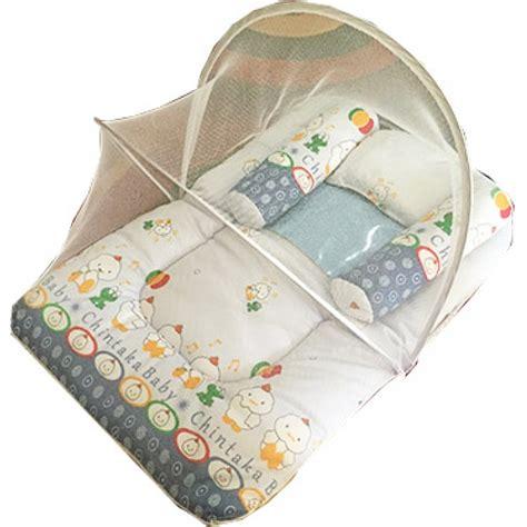 Kasur Bayi Lipat Kelambu kasur bayi lipat chintaka baby kelambu bantal guling