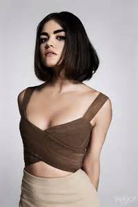Lucy hale bob hairstyle hair world magazine