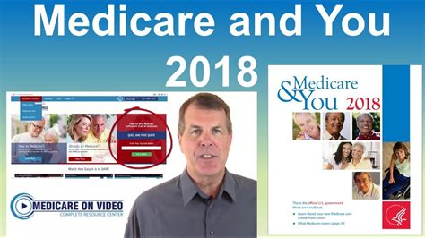 Medicare And You 2018 Youtube