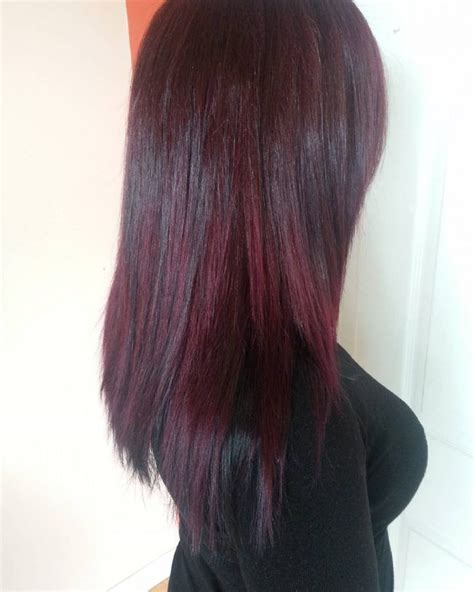cherry hair color 25 best ideas about black cherry hair color on