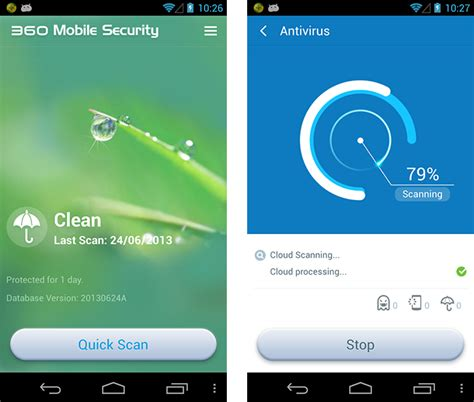 360 mobile security review test qihoo 360 360 mobile security 1 0 for android 132758