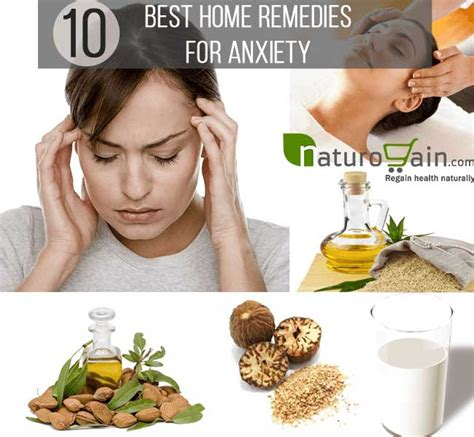 10 effective and best home remedies for anxiety