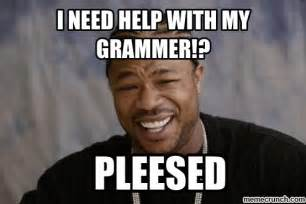 grammar meme