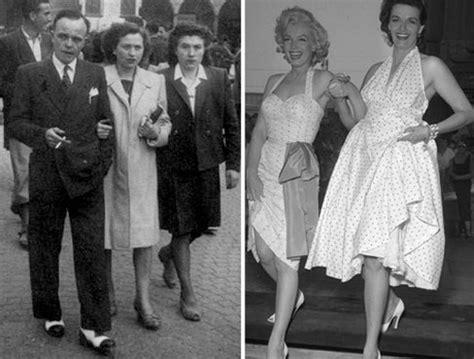 die 50er mode 50ger jahre mode