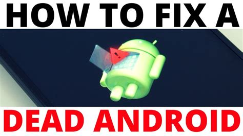 how to buy on android how to fix the dead android and triangle error symbol android recovery screen