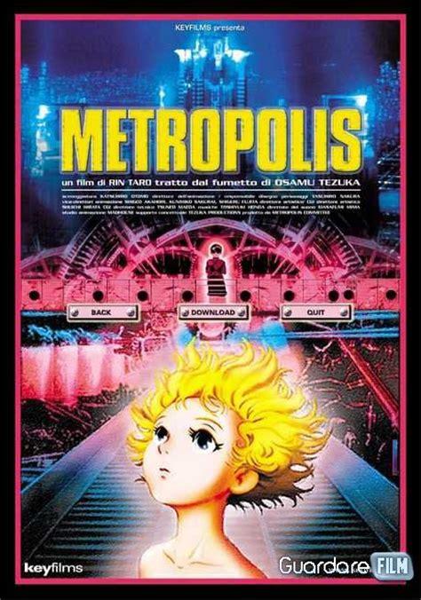 film streaming gratis italiano metropolis 2001 in streaming http www guardarefilm