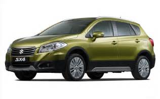 Suzuki Cx4 Suzuki Sx4 Crossover 2014 Widescreen Car Pictures