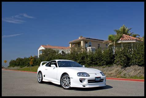 Toyota Supra White Toyota Supra Price Modifications Pictures Moibibiki