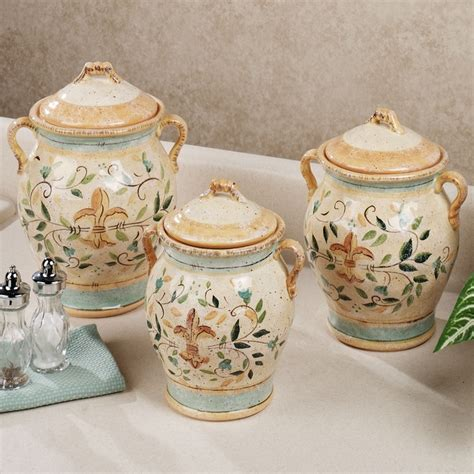 tuscan style kitchen canister sets 17 best images about house on jars