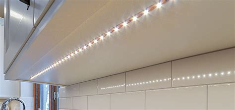 Led Under Cabinet Lighting Slimline Led Profile For