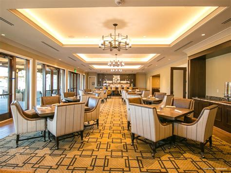 newport beach country club interior design  build