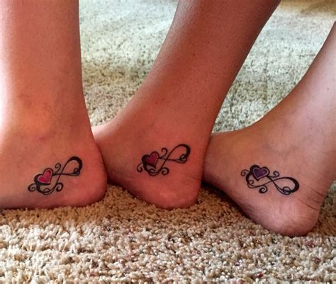 small tattoos for mother and daughter tattoos unique meaningful new