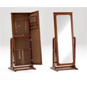 Jewelry Box Armoire Mirror Outdoor