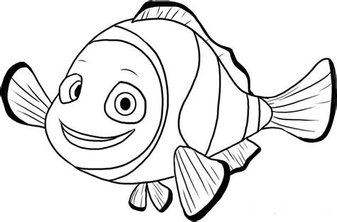 Printable Finding Nemo Coloring Pages Coloring Me Coloring Pages Nemo