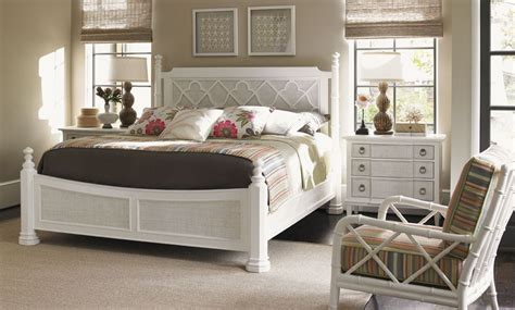 ivory key southton poster bedroom set from bahama