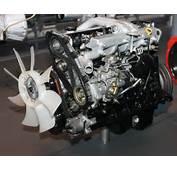 Двигатель Toyota 1HD T история