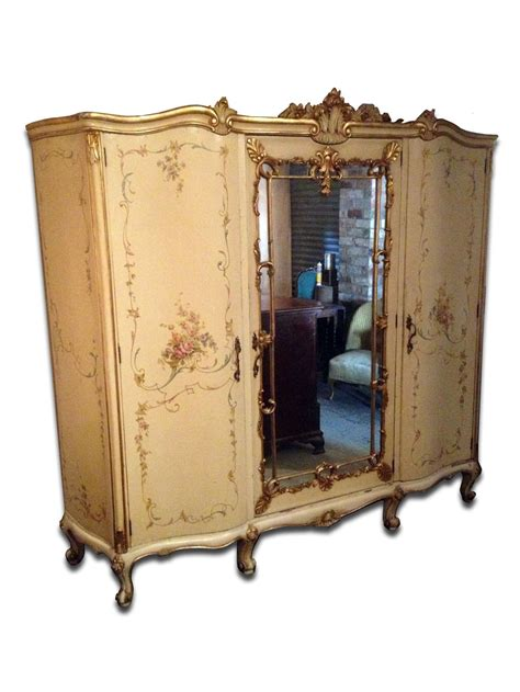 Italian Wardrobe by Painted Italian Wardrobe Antiques Atlas