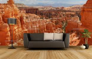wall mural prints wall murals landscape canvas prints amp posters bryce