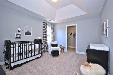 sherwin williams gray screen wakefield model home secondary bedroom tullamore