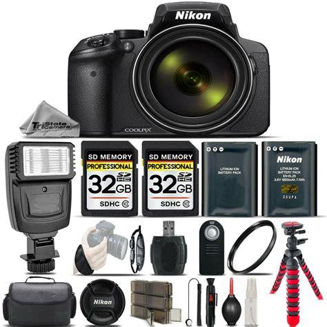 Nikon P900 Not Turning On by Nikon Coolpix P900 Digital 83x Optical Zoom Wifi Ultimate Saving Kit Ebay