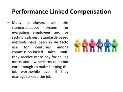 performance linked compensation compensation management manu mel