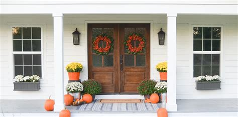 from my front porch to yours farmhouse love fall farmhouse front porch beneath my heart