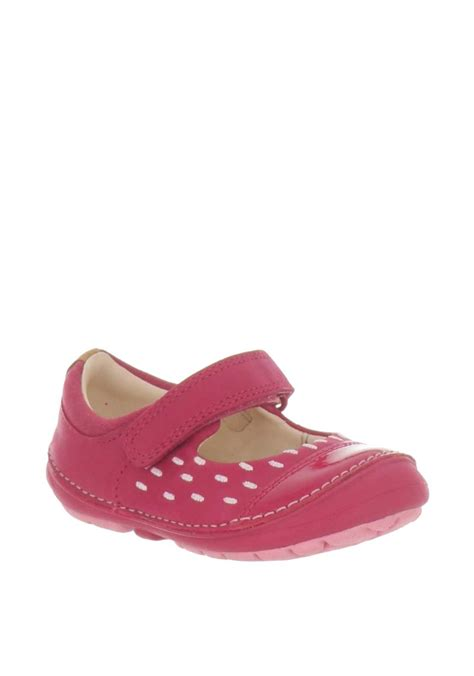 Clarks Baby Shoes Shoes Original Made In clarks baby softly lous leather shoes pink mcelhinneys