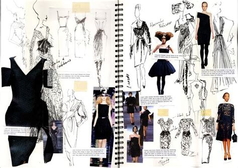 fashion design portfolio sles i love this page it s very simple yet filled with images