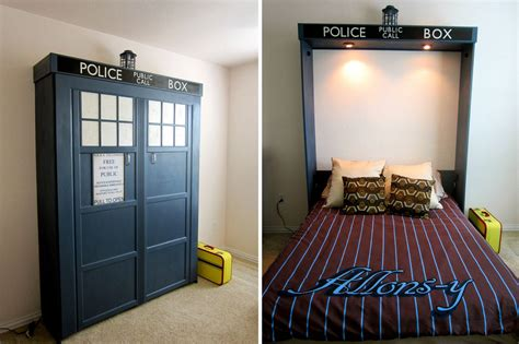 Tardis Bed by Tardis Bed Doctor Who Photo 37999136 Fanpop