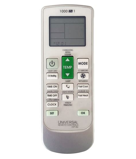 Remote Remot Remote Ac Panasonic National Multi Universal Serbaguna universal remote for panasonic a cs
